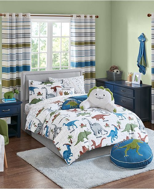 Jla Home Dusty The Dino Bedding Collection Reviews Bedding