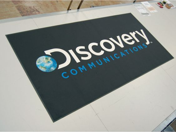 Floor graphics and mats