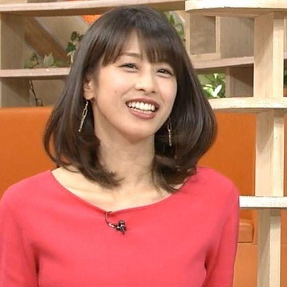 ふんわりボブの加藤綾子