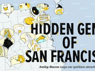 Hidden Gems of San Francisco