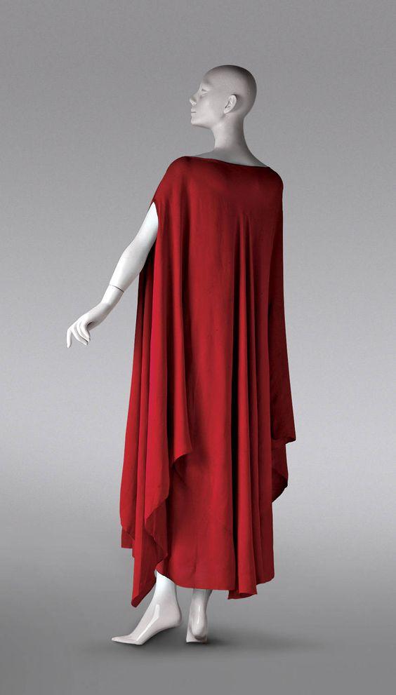 Caftan dress, 1921  Madeleine Vionnet