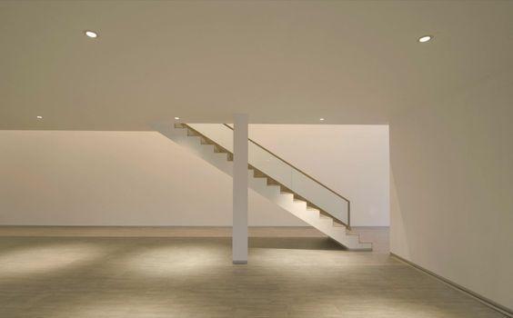 Escaleras: Casa en La Encantada - Artadi Arquitectos