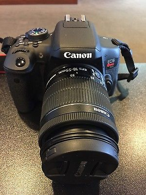 Mint Condition Canon EOS Rebel T6i  https://t.co/XDeMHrgYKS https://t.co/TKFz4RUOK4