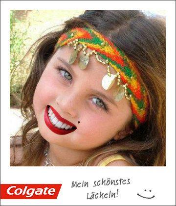 SMILE – Mein schönstes Lächeln. Jetzt mitmachen auf http://www.rossmann.de/colgatesmile