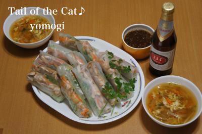 生春巻き♪ - http://iyaiyahajimeru.jp/cat/archives/62754