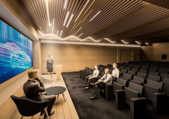CGarchitect - Professional 3D Architectural Visualization User Community   Auditorium