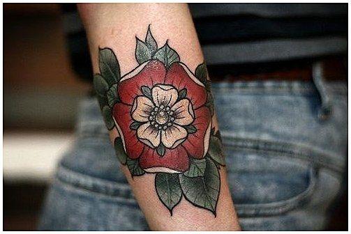 Womenstattoo Womenstattooideas English Rose Tattoos The Best Tattoo Designs Tattoo Ideas Click For Mo Tudor Rose Tattoos English Rose Tattoos Tattoos
