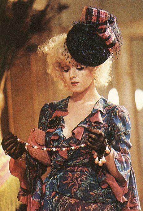 """Bernadette Peters in """"Annie,"""" 1982"""