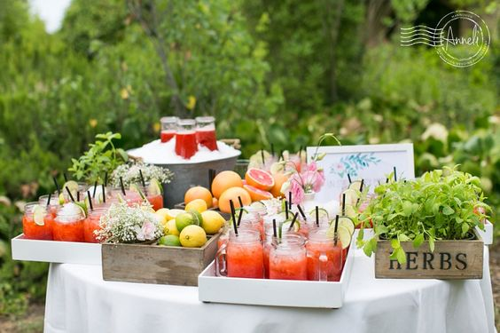 """Monchos-Catering-wedding-cocktails-at-Jardins-Emporda"""