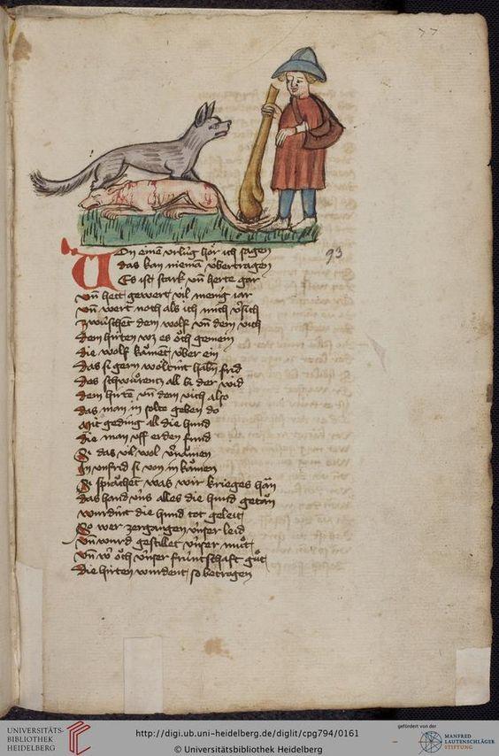 Cod. Pal. germ. 794: [Ulrich] Boner: Edelstein (Schwaben (Oberrhein?), um 1410/1420), Fol 77r
