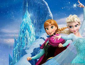 Invitación de Frozen
