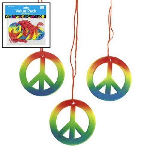 Lot of 48 Rainbow Peace Sign Necklaces Retro 60s 70s Hippie Party Favors Fun Express,http://www.amazon.com/dp/B005DS6NXW/ref=cm_sw_r_pi_dp_p1X0sb0T9VBNGDTQ