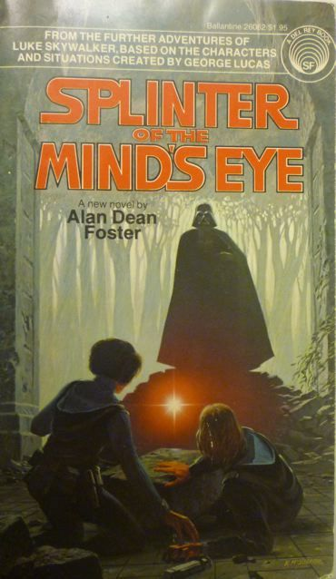 Alan Dean Foster - Splinter of the Mind's Eye