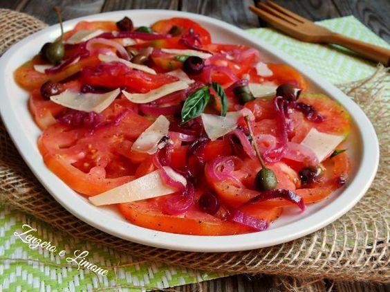 pomodori marinati - intero