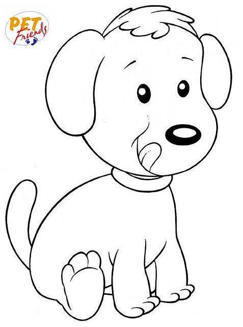 Animalitos Para Colorear En 2020 Animalitos Para Colorear Animales Animados Para Colorear Imagenes Infantiles Para Pintar