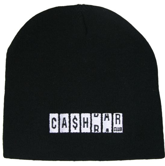 Strickmütze Cashbar Club
