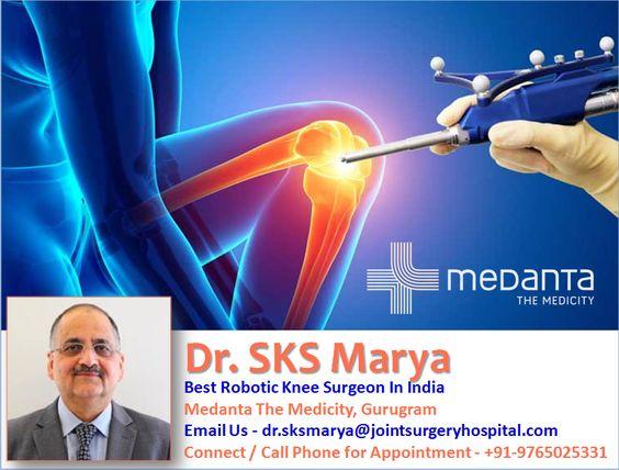 Dr. SKS Marya best knee surgeon in India