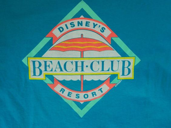The Beach Club.... My home for a month when I was 8 lol