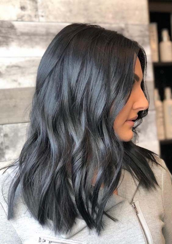 Modern Mid Length Beach Waves For 2018 We Ve Rounded Up Here Best Styles Of Mid Length Haircuts And Hairstyles Hair Styles Medium Hair Styles Beach Wave Hair