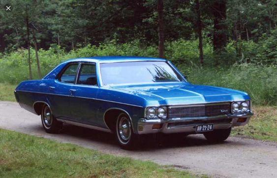1970 Chevy Impala 4 door sedan