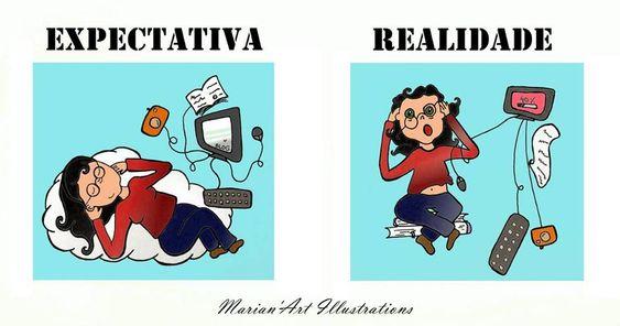 """Ser Blogger! #expectativa #realidade """"serblogger #blogger #bloggerpt #blogueira"""