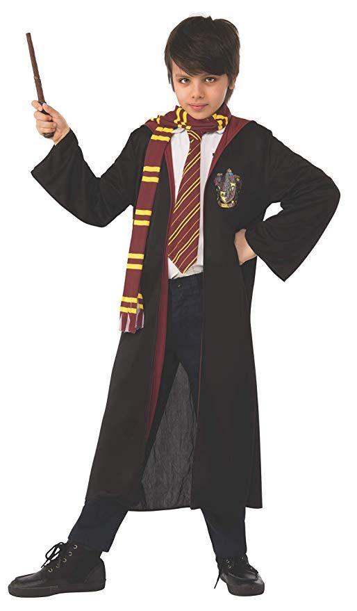 Imagine By Rubie S Harry Potter Gryffindor Dress Up Kit Costume Set Medium Mardi Gras Outfit Harry Potter Costume Boys Harry Potter Tops Harry Potter Costume