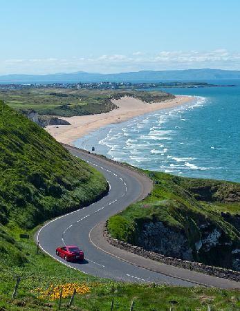 Coastal Road.