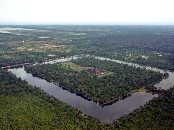Toàn cảnh Angkor Wat
