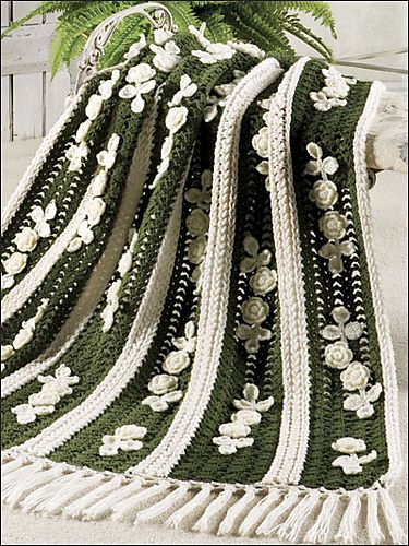 Irish Lace Crochet Afghan Pattern : Pinterest The world s catalog of ideas