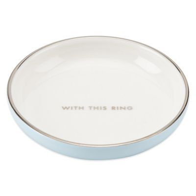 kate spade new york Take the Cake Ring Dish - BedBathandBeyond.com