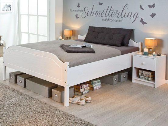 Grosse Auswahl An Betten Gunstig Online Kaufen Lidl De Bettgestell Haus Deko Und Schlafzimmermobel