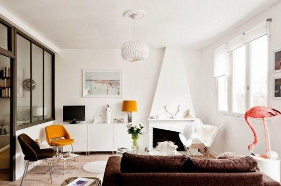Una casa con mucho estilo y detalles divertidos.
