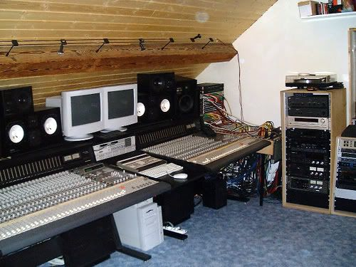 Where is your studio located? - Page 17 - Home Recording forums