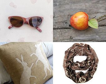 Monday in the natural color by enjoy quality enjoy quality on Etsy--Pinned with TreasuryPin.com #etsy #etsytreasury #etsyshopping #gifts
