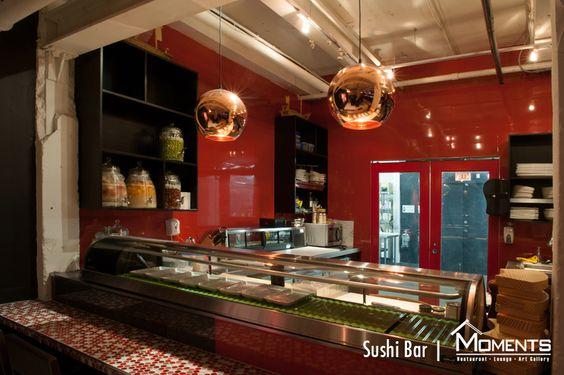 Moments Sushi Bar