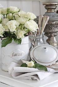 VIBEKE DESIGN: Romantic corner...