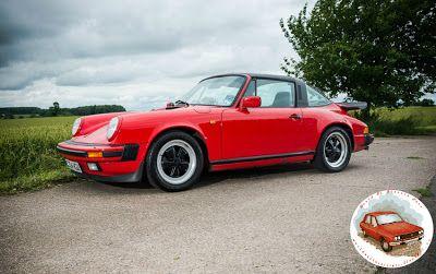 World Of Classic Cars: Porsche 911 3.2 Carrera Targa Sport 1987 - World O...