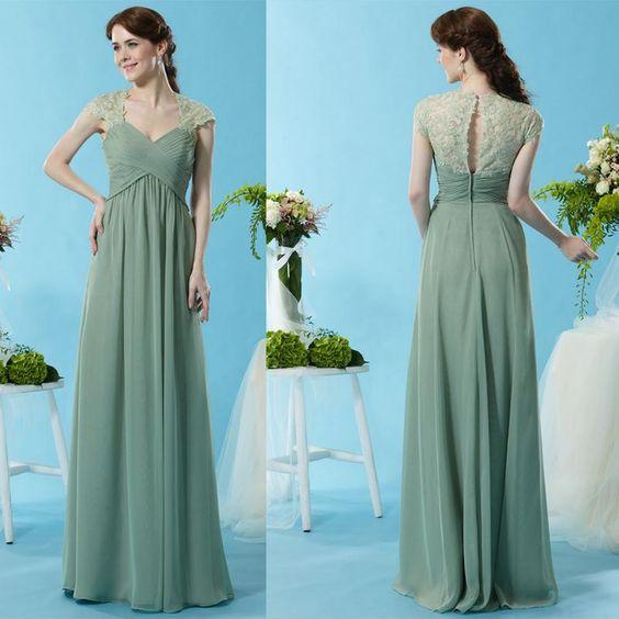 Vintage Bridesmaid Dresses Under 100