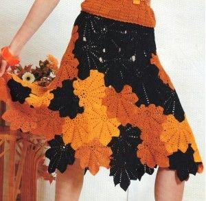 Irish crochet &: CROCHET SKIRT.......ЮБКА КРЮЧКОМ