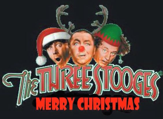 Merry Christmas! | THE THREE STOOGES | Pinterest