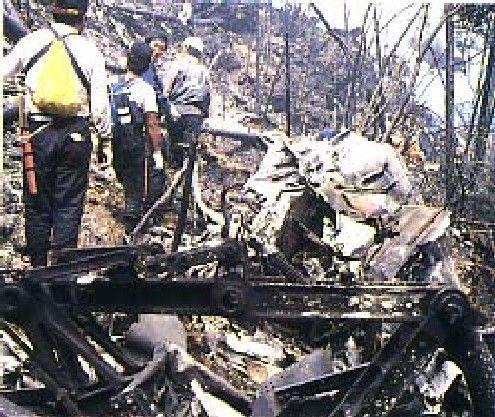 機 事故 写真 墜落 日航