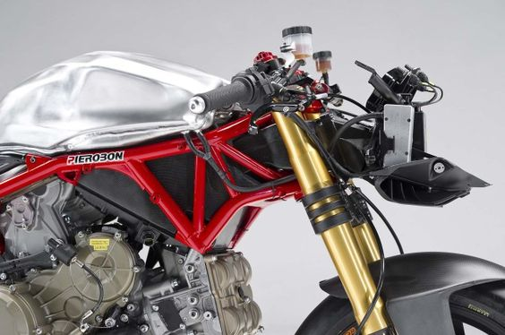 Pierobon Trellis Frame Kit for the Ducati 1199 Panigale Photo