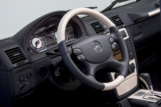 G55 AMG Arabia 100 Limited Edition