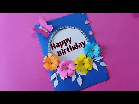 Greeting Cards Latest Design Handmade Handmade Card Birthday Card How To Make Birthday Card Yout Handmade Birthday Cards Cards Handmade Birthday Cards