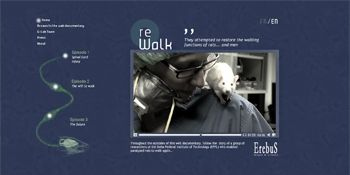 Project Rewalk - The webdocumentary