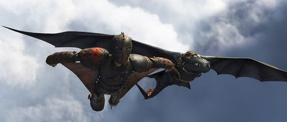 """Toothless is Back in """"How to Train Your Dragon 2"""""""