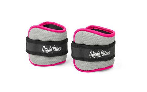 How To Use Ankle Weights! – Kayla Itsines