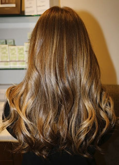 Hair Medium Highlights And Hair Color On Pinterest