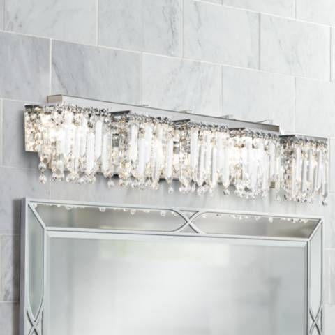 Possini Euro Hanging Crystal 42 1 2