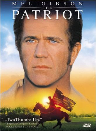 The Patriot, with mel gibson, anyone know a formal essay topic regarding the historical content?